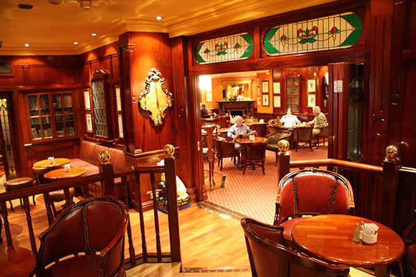 Pubs sind meist recht rustikal eingerichtet