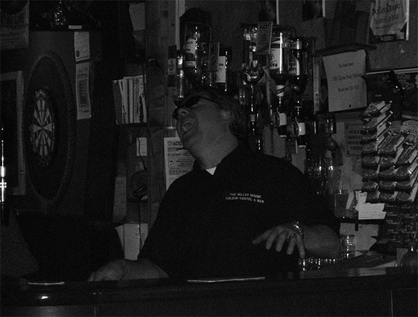Pat @ the Valley House Pub in Achill